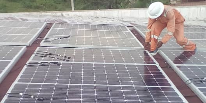 Solar Electric Power Supply System Design & Installations – Nyesco